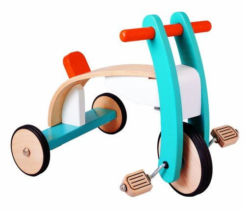 Wooden Riding Toys For Toddlers front-335923