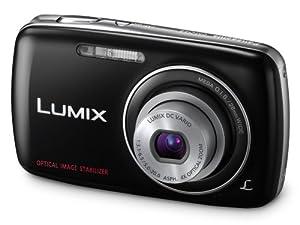 Panasonic Lumix S3 Digital Camera - Black (14.1MP, 4x Optical Zoom) 2.7 inch LCD