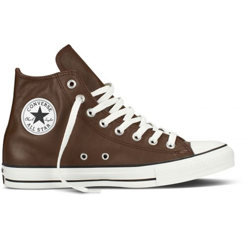 Converse All Star Leather Hi Pinecone