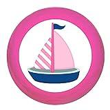 Traum Kind Möbelknopf Möbelgriff Möbelknauf Maedchen rosa pink weiß blau
