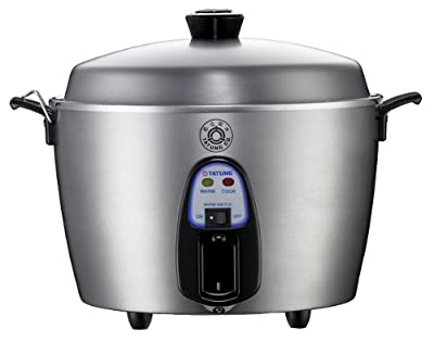 TATUNG TAC-06KN(UL) Stainless Steel Rice Cooker from Tatung