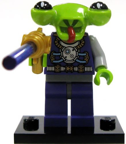 LEGO Minifigure Collection Series 3 LOOSE Mini Figure Squid Alien - 1