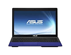 ASUS A55A-AH31-BU 15.6-Inch LED Laptop ( Blue )