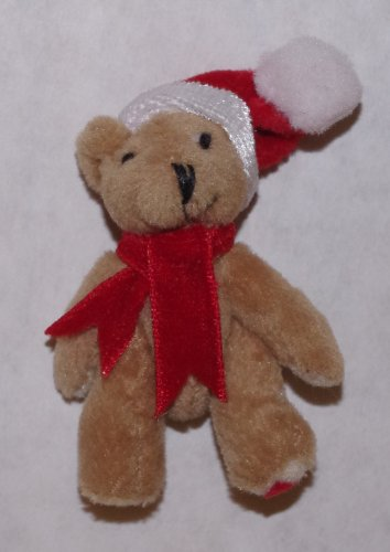 Avon Christmas Bear Pin 1997