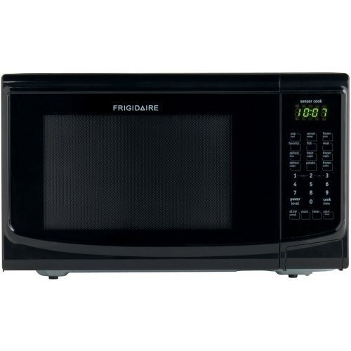 Frigidaire Ffce1439Lb 1100-Watt Countertop Microwave, 1.4 Cubic Feet, Black