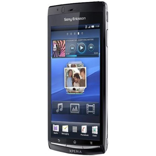 Sony Ericsson Lt15i Mobile Phone Sony Xperia Arc *Midnight Blue* International Version