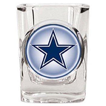 Dallas Cowboys 2 Oz Square Shot Glass