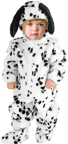 Child's Toddler Dalmatian Halloween Costume (2T)