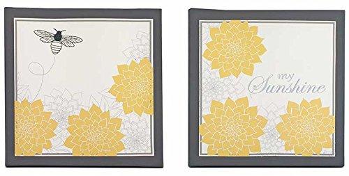 Stella Canvas Wall Art - Set Of 2 front-495851