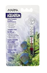 Marina Floating Thermometer with Suction Cup