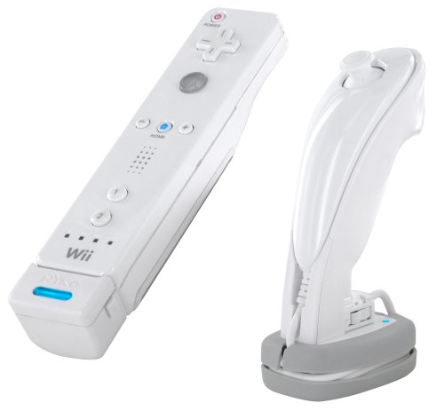 Wii Nunchuk Cord Free Wireless Adaptor
