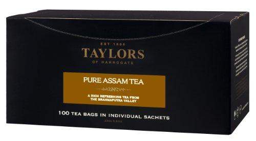 Taylors Of Harrogate Wrapped Tea Bags, Assam, 100 Count