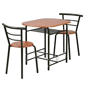 Kitchen dining table and chairs tables for Dining room tables on amazon