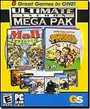 Ultimate Tycoon Mega Pak (Mall Tycoon, School Tycoon, Wildfire, Starship Tycoon, Ski Resort Extreme, Railroad Tycoon II Platinum, Airport Tycoon 3, Luxury Liner)