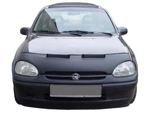 AB-00493-Opel-Corsa-B-1993-2000-BRA-DE-CAPOT-PROTEGE-CAPOT-Tuning-Bonnet-Bra