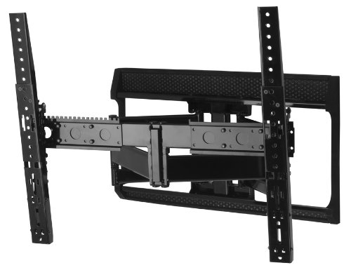 AVF Super Slim ZL8655-A Multi-Position TV Wall Mount for 40-Inch to 65-Inch Flat Panel TV Screens (Black)