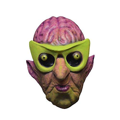 Maschera in lattice, atomic alien brainac © daniel horne