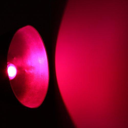 Toogoo(R) Gu10 9W 420Lm Led Rgb Light 2 Million Color Changing Voice Music Control High Power Energy Saving Bulb Lamp With Ir Remote 110-240V