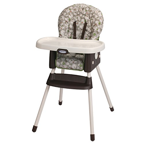 Graco Simpleswitch Portable High Chair and Booster, Zuba (Portable High Chair Graco compare prices)