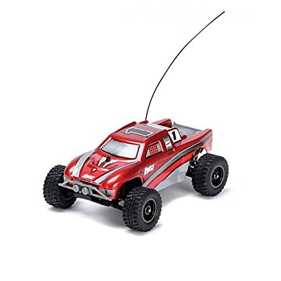 1/36 Micro-Desert Truck RTR: Red