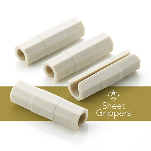 Bed Sheet Queen With Grippers