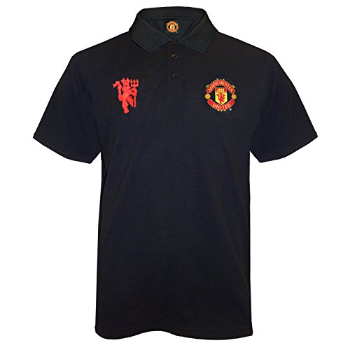 manchester-united-fc-official-soccer-gift-mens-crest-polo-shirt-black-medium
