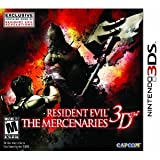 Resident Evil: The Mercenaries  Nintendo 3DS Game