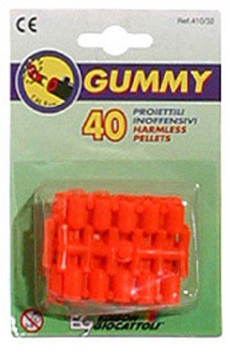 Edison Giocattoli Gummy Ammunition 40 Pk - 1
