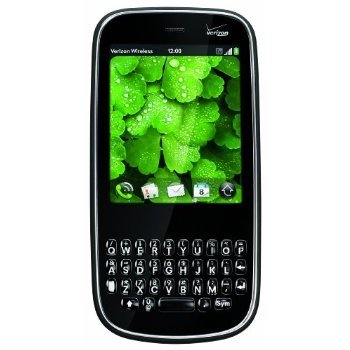 Palm Pixi Plus Verizon Phone with Touch Screen, QWERTY Keyboard and Wifi (Phone Only, No Service) [Black]