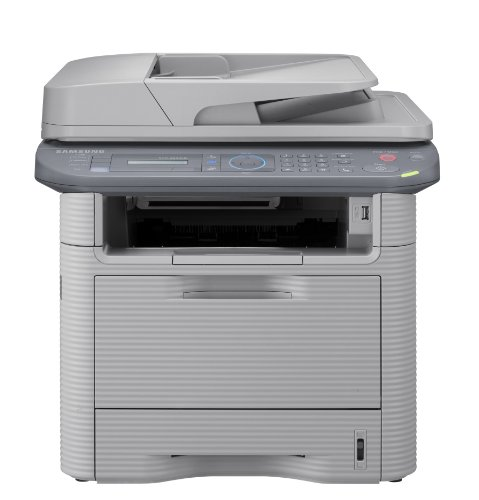 Samsung SCX 4833FD - Multifunction ( fax / copier / printer / scanner ) - B/W - laser - copying (up to): 31 ppm - printing (up to): 31 ppm - 300 sheets - 33.6 Kbps - Hi-Speed USB, 10/100 Base-TX