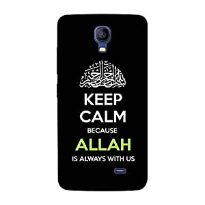 FASHEEN Premium Designer Soft Case Back Cover for Micromax Bolt Q383