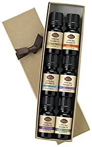 Fabulous Frannie Aromatherapy Essential Oil Sets - 100% Pure Therapeutic Grade
