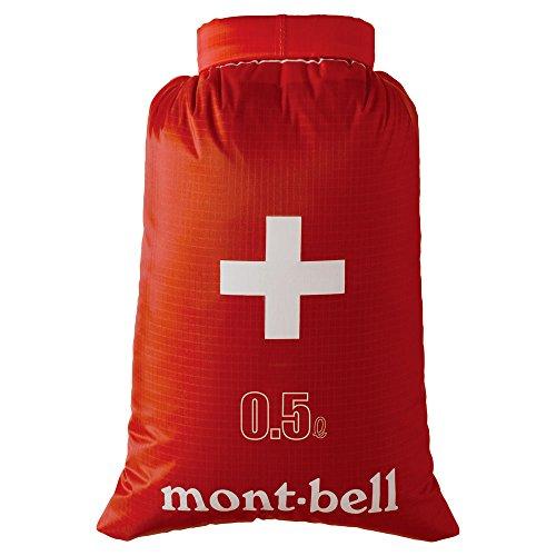 モンベル アクアペル ファーストエイドバッグ 0.5L