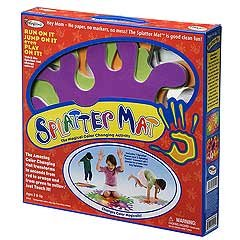 Colorforms Splatter Mat