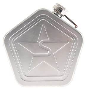Sessions P Star Canteen Silver