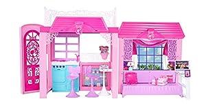 Barbie - Casa de la playa, accesorios para muñecas (Mattel X7945)