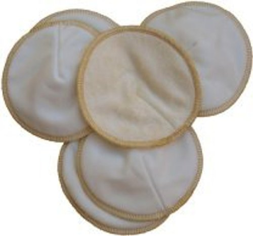 Mother-Ease Cloth Nursing Pads (3-Pack) (Bamboo)