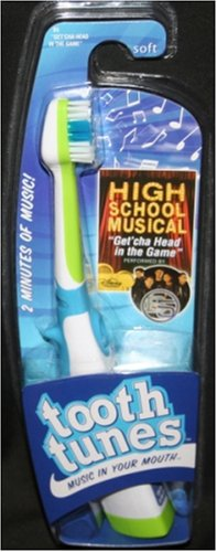 High School Musical Tooth Tunes ToothBrush