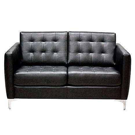 New Rock Sofa Black Vegan
