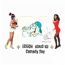 Edison stand up Comedy live  von Thorsten Passek Gesprochen von: Edison