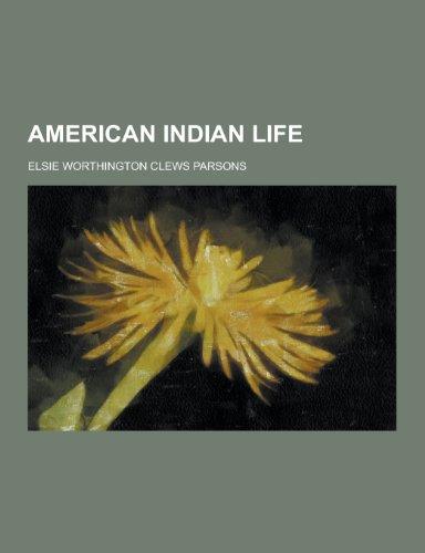 American Indian Life PDF