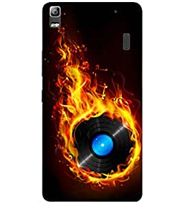 Doyen Creations Designer Printed High Quality Premium case Back Cover For Lenovo K3 Note