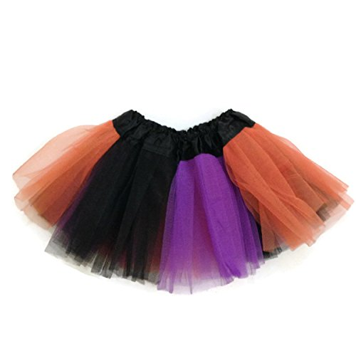 Adult Teens/ Girls/ Infant/ Baby Ballet Tutu Skirt By Mystiqueshapes (Girls, Halloween)