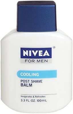 Best Cheap Deal for Nivea for Men Post Shave Balm, Cooling, 3.3-Ounce Container (Pack of 4) by Nivea Men - Free 2 Day Shipping Available