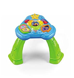 Fisher price ocean wonders sea sights sounds table toys games - Table activite fisher price ...