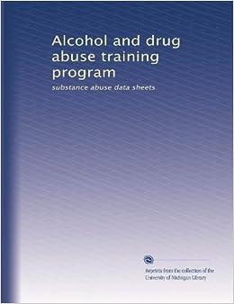 Drug addiction and service training program