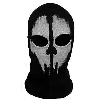 High Quality Balaclava Hood Face Ghost Skull Mask Hood ...