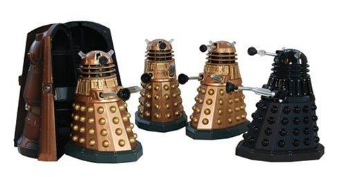 Buy Doctor Who Underground Toys 5 inch Genesis Ark Dalek Gift Set
