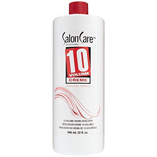 Salon Care 10 Vol. Creme Developer by Salon Care (Salon Care Developer 10 compare prices)
