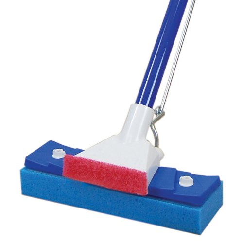 Quickie Automatic Squeezing Sponge Mop (Sponge Mops Floor compare prices)